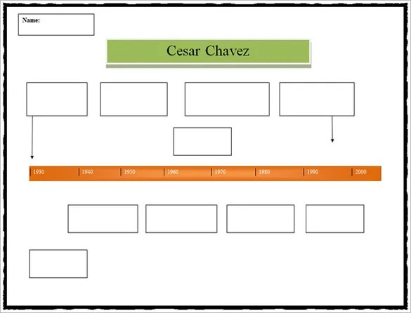 6+ Biography Timeline Templates \u2013 Free Word, Excel Format Download - Sample Biography Timeline