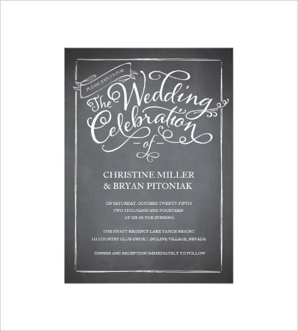 45+ Wedding Card Templates - PSD, AI, Vector EPS Free  Premium