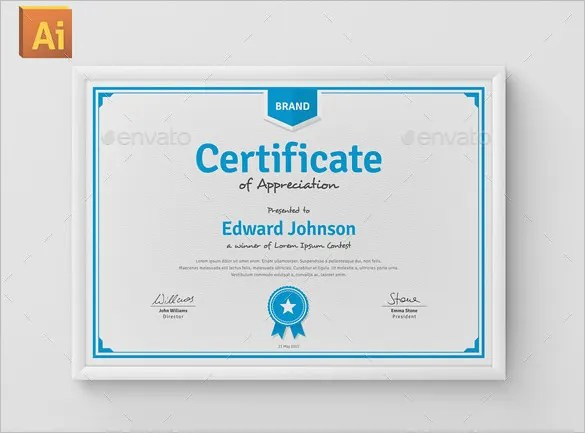 Professional Certificate Template - 29+ Free Word Format Download - Free Professional Certificate Templates