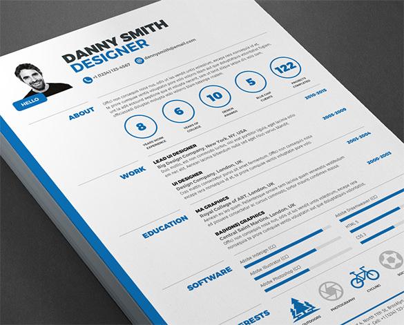 15+ Designer Resume Templates - DOC, PDF Free  Premium Templates - designer resume
