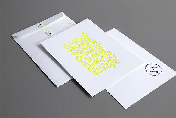 12+ Letter Envelope Templates - Free Printable Word, Excel, PDF, PSD