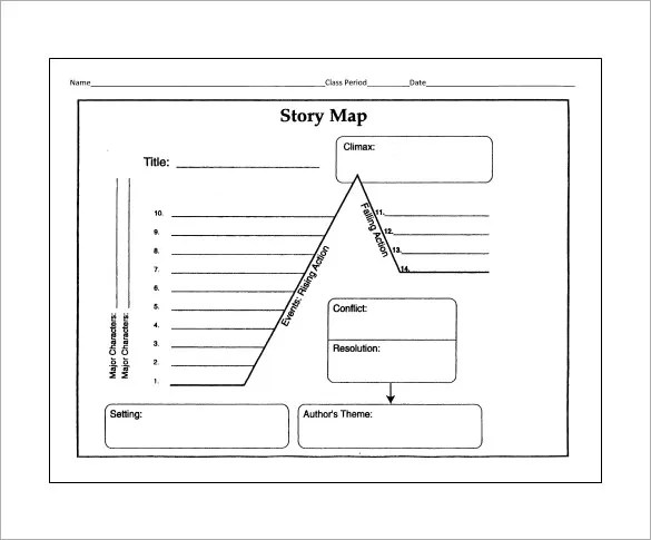 story map template free - Goalgoodwinmetals - Map Template