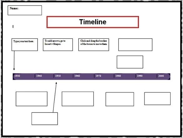 Biography Timeline Template Facebook-Timeline-Template-Header - career timeline template
