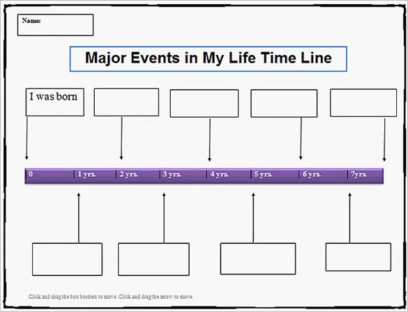 timeline doc - Goalgoodwinmetals - timeline word template