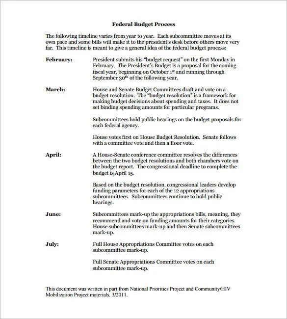 Budget Timeline Template This Marketing Plan Template Features - sample budget timeline