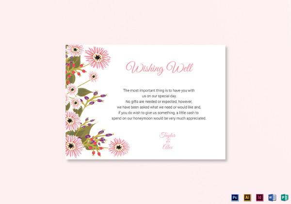 58+ Wedding Card Templates - PSD, AI Free  Premium Templates - wedding card template