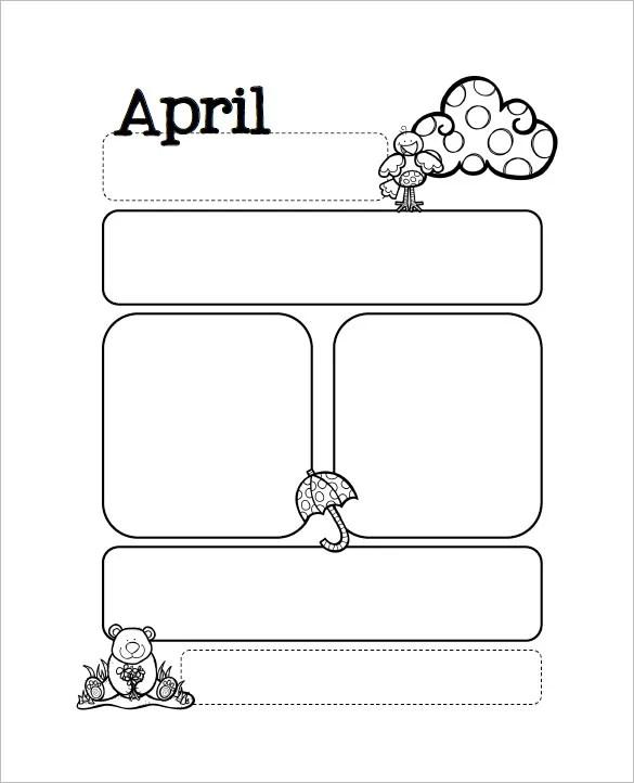 13+ Printable Preschool Newsletter Templates - PDF, DOC Free