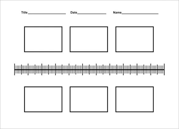 7+ Timeline Templates For Kids \u2013 Free Word, PDF Format Download - history timeline template