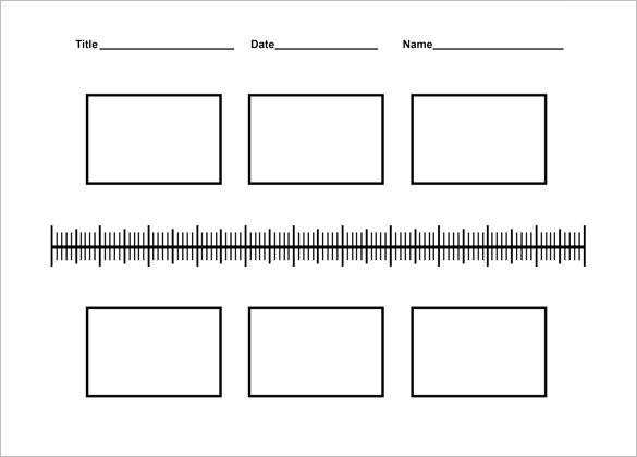 7+ Timeline Templates For Kids u2013 Free Word, PDF Format Download - career timeline template