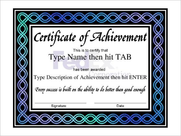 28+ Professional Certificate Templates - DOC, PDF Free  Premium