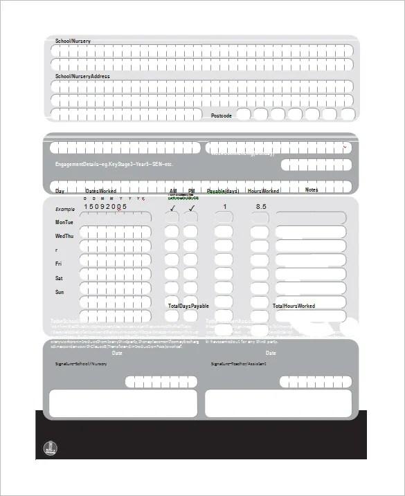 9+ Salary Paycheck Calculator \u2013 Free Word, Excel, PDF Format
