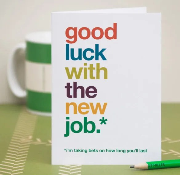 7+ Good Luck Card Templates - PSD, EPS Free  Premium Templates - printable goodbye cards