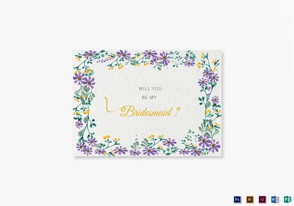 58+ Wedding Card Templates - Free Printable, Sample, Example, Format - card template