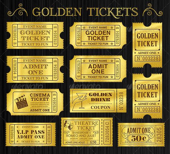 ball ticket template - Selol-ink - Ball Ticket Template