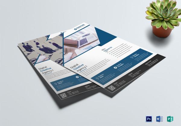 36+ Sample Marketing Flyer Templates - PSD, Publisher, Illustrator