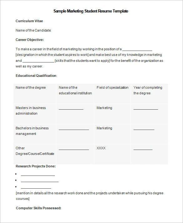microsoft office publisher 2007 resume templates