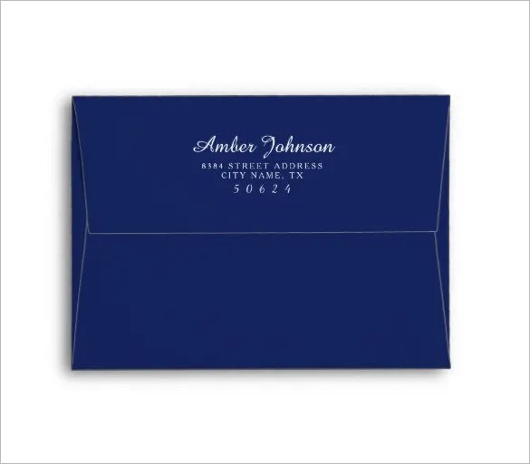 10+ Gift Card Envelope Templates - Free Printable Word, PDF, PSD