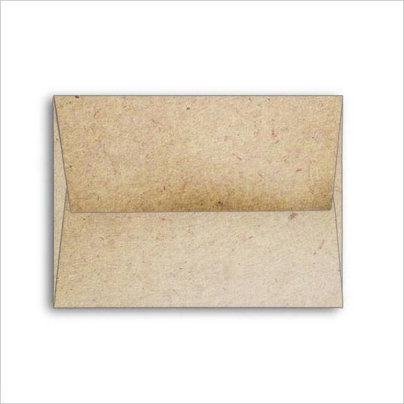 Beautiful A2 Envelope Templates \u2013 13+ Free Printable Word, PDF, PSD - sample a2 envelope template