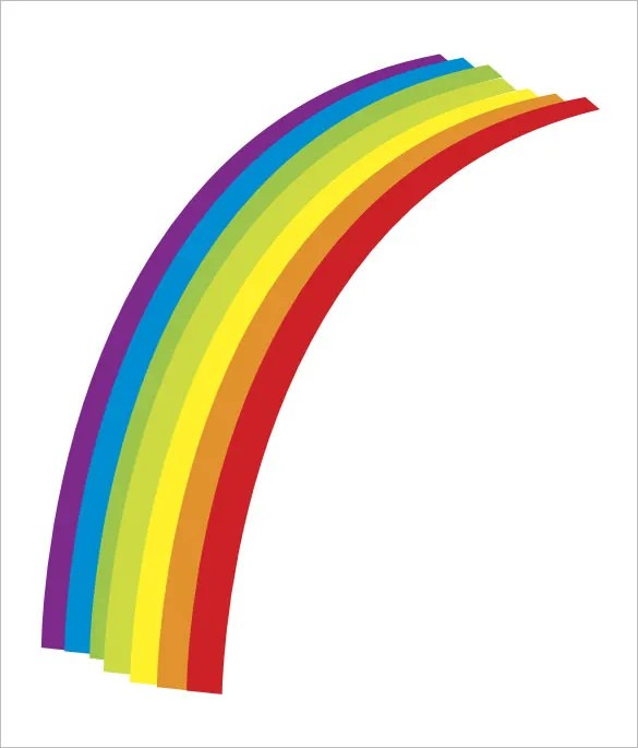 8+ Rainbow Templates \u2013 Free PDF Documents Download Free  Premium