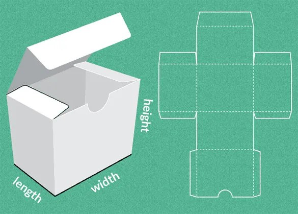 14+ Paper Box Templates \u2013 Free PDF Documents Download! Free
