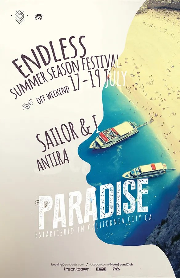 27+ Amazing PSD Beach Party Flyer Templates Free  Premium Templates