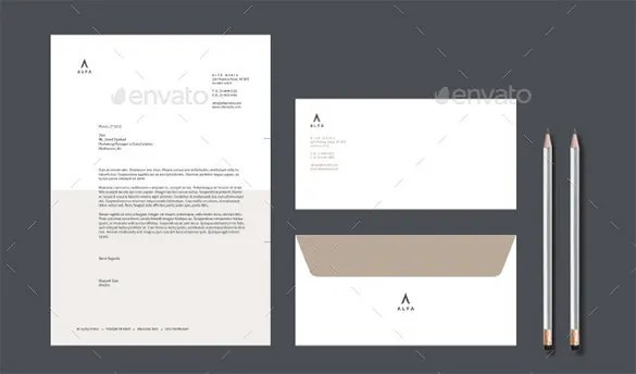 Business Envelope Templates \u2013 12+ Free Printable Word, PDF, PSD