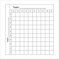 19+ Football Pool Templates - Word, Excel, PDF | Free ...