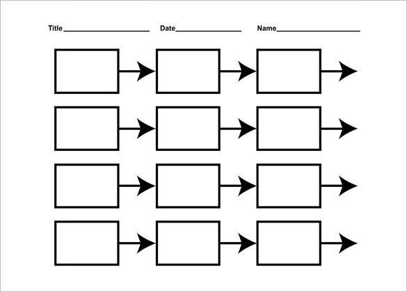 Timeline Template - 69+ Free Word, Excel, PDF, PPT, PSD Format - timeline template