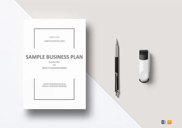 Simple Business Plan Template \u2013 20+ Free Sample, Example Format - free printable business plan