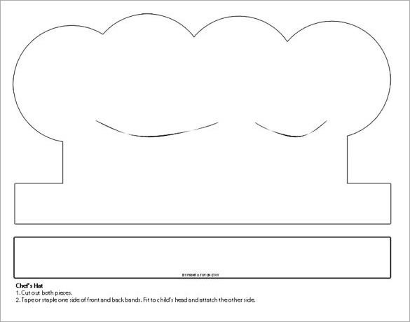 7+ Paper Hat Templates  Designs Free  Premium Templates