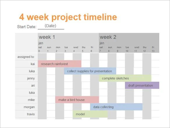 10+ Calendar Timeline Templates \u2013 Free Word, PPT Format Download - powerpoint calendar template