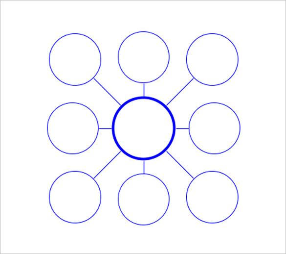 4+ Circle Map Templates - DOC, PDF Free  Premium Templates