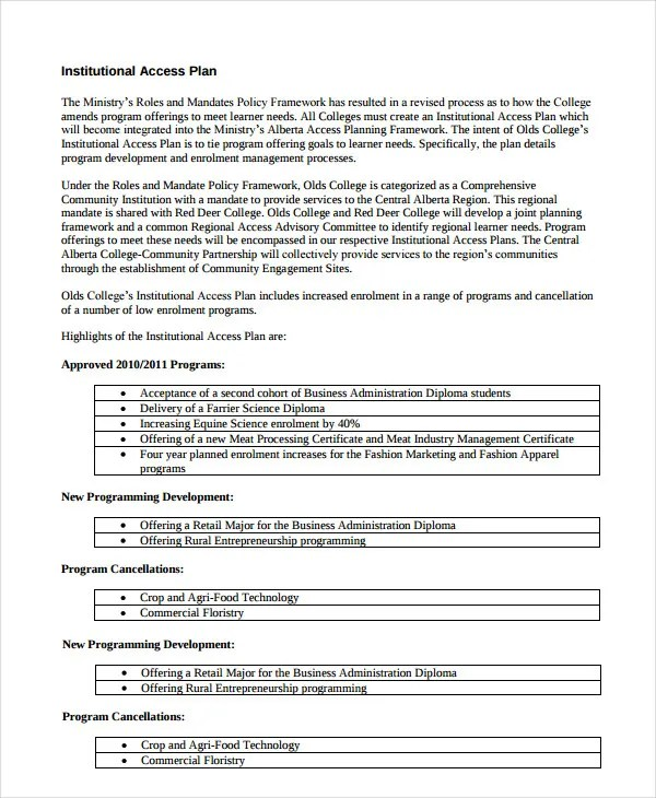 Construction Business Plan Template - 9+ Free Sample, Example