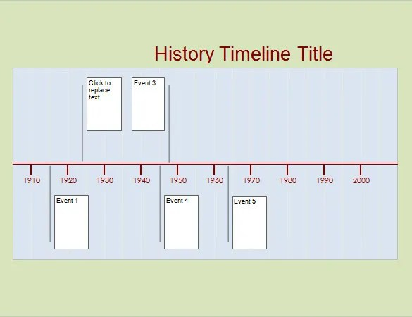 Event Timeline Sample Online Event Planning Checklist Online - sample historical timeline