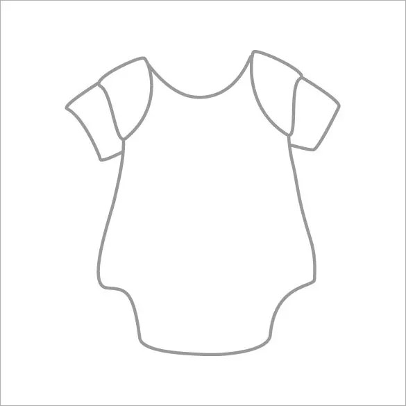 onesie design template - Onwebioinnovate