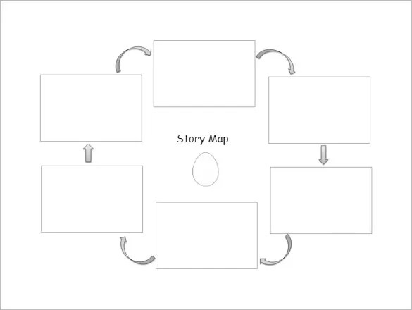 8+ Story Map Templates - DOC, PDF Free  Premium Templates - story map template