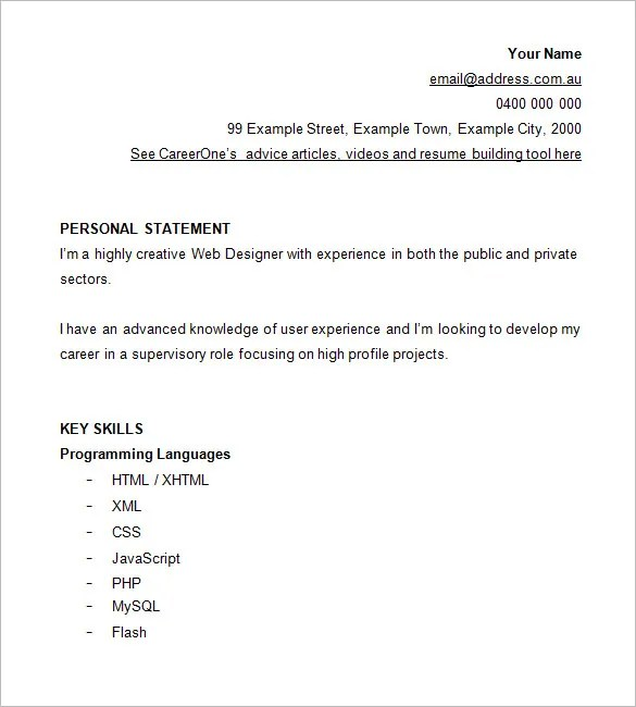 Sample Designer Resume Resume Design Sample Designer Resume