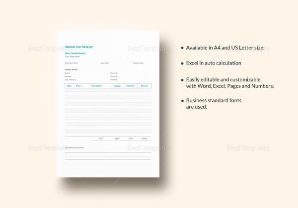 121+ Receipt Templates - DOC, Excel, AI, PDF Free  Premium Templates - check receipt template word