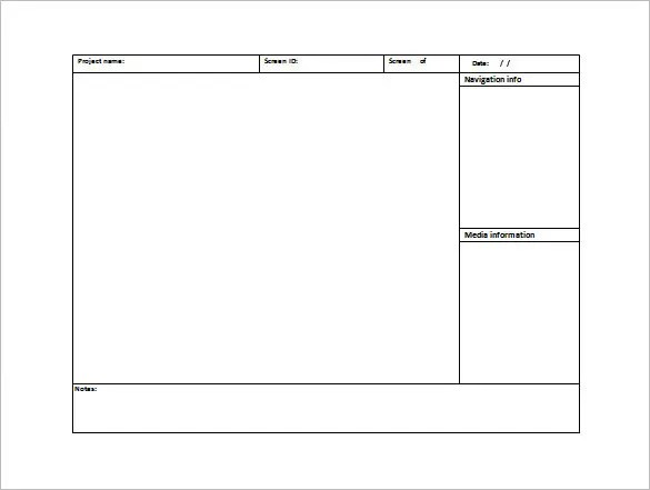 storyboard template for powerpoint - 28 images - powerpoint - free storyboard templates