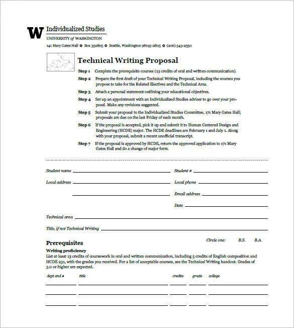 Proposal Templates \u2013 140+ Free Word, PDF, Format Download! Free - proposal email format