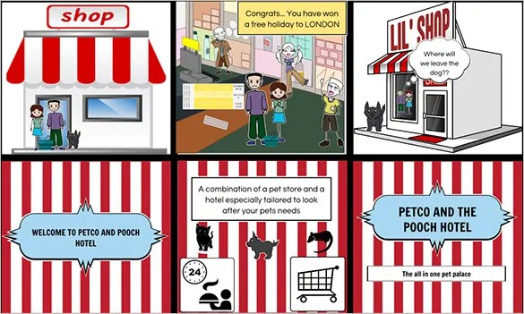 7+ Commercial Storyboard Templates \u2013 Free Word, PDF Format Download - commercial storyboards
