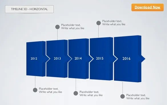 12+ Keynote Timeline Templates - PDF, PPT Free  Premium Templates