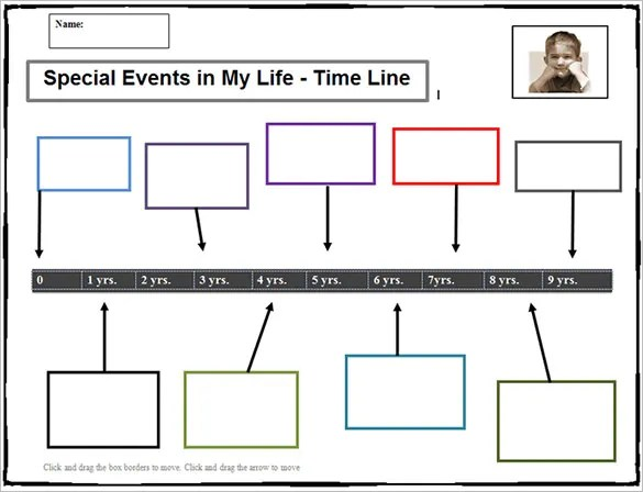 7+ Timeline Templates For Students u2013 Free Word, PDF Format - timeline template word