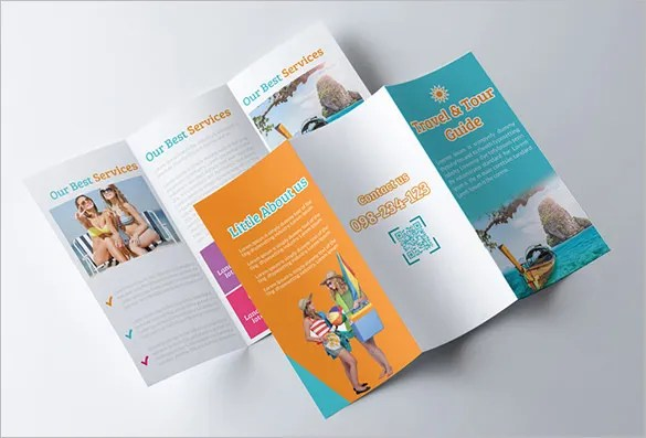 tour brochure template - Ozilalmanoof - Vacation Brochure Template