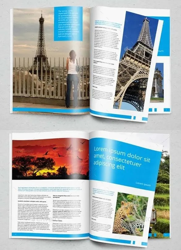 48+ Travel Brochure Templates - Free Sample, Example Format Download