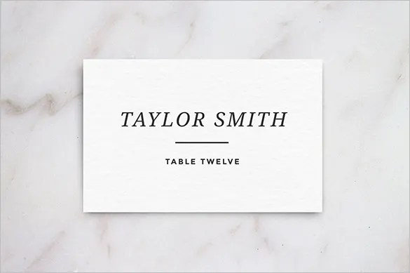 Name Card Templates \u2013 18+ Free Printable Word, PDF, PSD, EPS Format - template for name cards