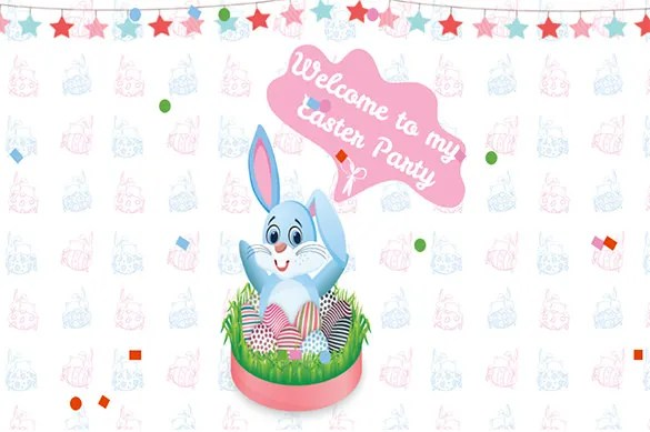 Easter Party Invite Templates \u2013 Merry Christmas And Happy New Year 2018 - easter invitations template