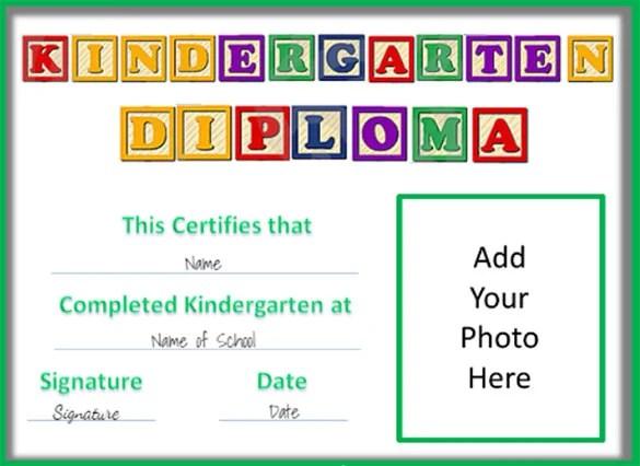 18+ Graduation Certificate Templates - Word, PDF Documents Download