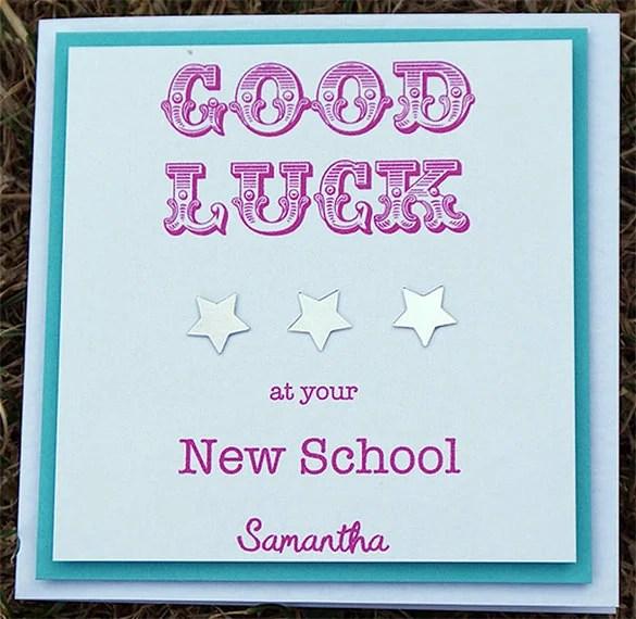 Good Luck Card Template \u2013 10+ Free Printable Word, PDF, PSD, EPS - good luck card template