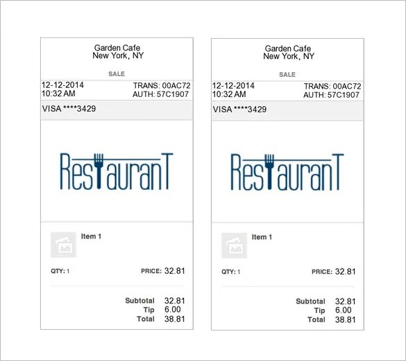 Rent Receipt Template For Microsoft Word – Rent Receipt Template Microsoft Word